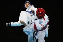 跆拳道女子-67kg级赛况