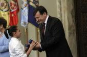 罗马尼亚代总统表彰运动员