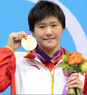400米个人混合泳叶诗文破世界纪录