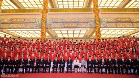 伦敦奥运会中国代表团