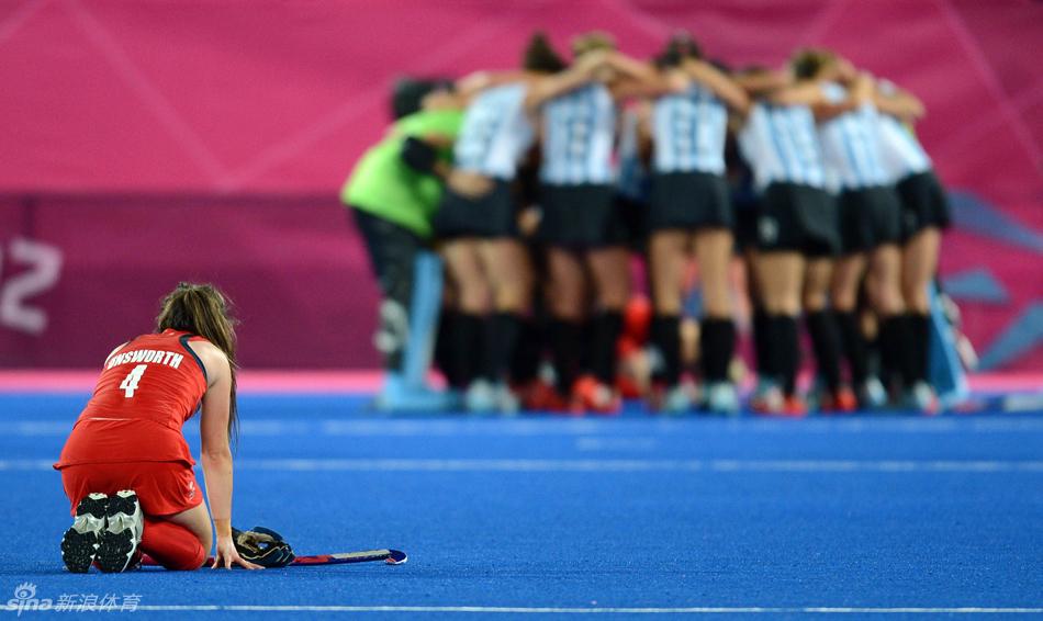 女曲半决赛阿根廷2-1英国