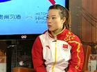 视频-《冠军面对面》专访王明娟 一路走来太辛苦