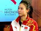 视频-《冠军面对面》专访易思玲喻丹 谈首金故事
