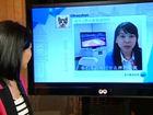 视频-《冠军面对面》拍客互动 李雪英感谢姐姐