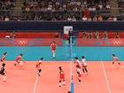 女排中国vs日本4