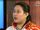 视频-《冠军面对面》专访陈颖 因何入行射击
