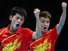 男乒卫冕团体金牌