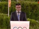 视频-伦敦奥运会开幕式 英奥委会主席致辞