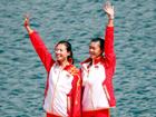 双人双桨中国摘银