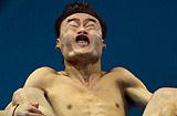第10日酷图:用生命跳水