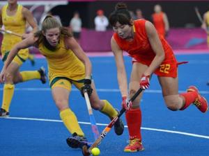 中国女曲0-2不敌澳大利亚列第六