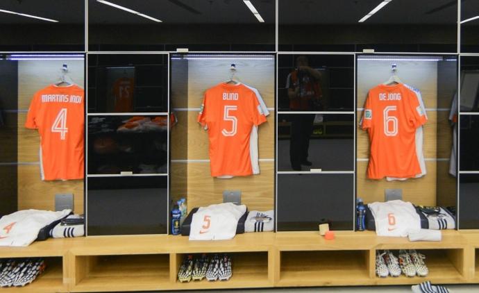 荷兰更衣室一览