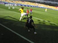 进球视频-内马尔角球折线 铁卫门前撞射首开纪录