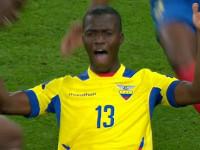 进球视频-厄瓜多尔任意球造杀机 妖人头槌梅开二度