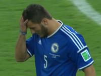 进球视频-梅西任意球造险 波黑后卫误入最快乌龙