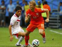 世界杯1/4决赛 荷兰VS哥斯达黎加上
