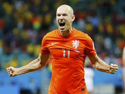 荷兰4-3点杀哥斯达黎加