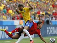 世界杯A组次轮 巴西VS墨西哥下半场
