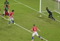 世界杯A组次轮 喀麦隆VS克罗地亚下半场
