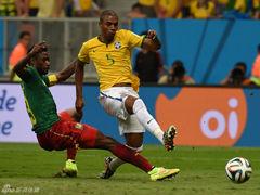 喀麦隆VS巴西下半场