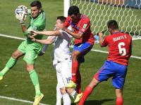 世界杯D组末轮 哥斯达黎加V英格兰上