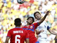 世界杯D组末轮 哥斯达黎加V英格兰下