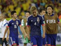 世界杯C组末轮 日本vs哥伦比亚下半场