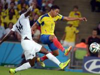世界杯E组末轮 厄瓜多尔VS法国下半场