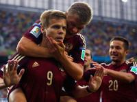 世界杯H组末轮 阿尔及利亚VS俄罗斯上