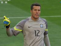 视频录播-世界杯1/8决赛 巴西VS智利点球大战