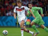 世界杯1/8决赛 德国VS阿尔及利亚下