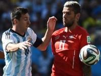 世界杯1/8决赛 阿根廷VS瑞士下半场