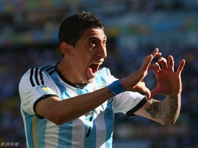 阿根廷VS瑞士加时赛