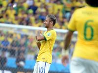 2014世界杯1/4决赛 巴西VS哥伦比亚上半场