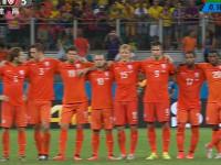 世界杯1/4决赛 荷兰VS哥斯达黎加点球战