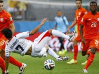 世界杯1/4决赛 荷兰VS哥斯达黎加加时赛