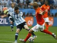 2014世界杯半决赛 荷兰VS阿根廷下半场