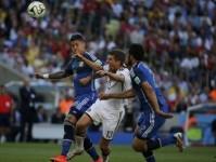 2014巴西世界杯决赛 德国VS阿根廷上