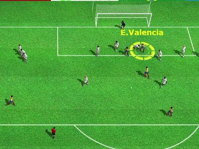 3D进球视频-瓦伦西亚头球建功 厄瓜多尔成功反超