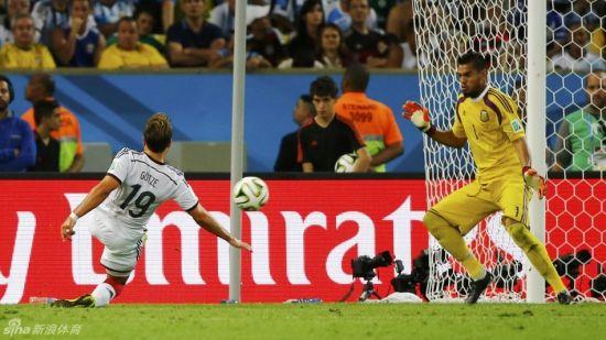 罗梅罗破了个人纪录,却没能帮助阿根廷夺冠