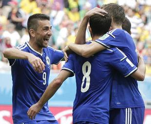 世界杯-哲科头筹伊朗1-3负波黑垫底亚洲三队出局