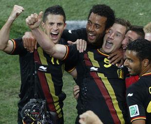 世界杯-韩国11打10遭绝杀0-1比利时1分垫底出局