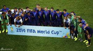 温情一瞬!荷兰又换门将23人都上世界杯头一回(图)