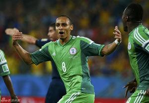世界杯-好球误判又争议丢球波黑负尼日利亚出局