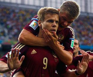 世界杯-阿尔及利亚1-1逼平俄罗斯晋级将战德国