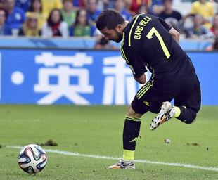世界杯-比利亚托雷斯进球西班牙3-0澳洲双双出局