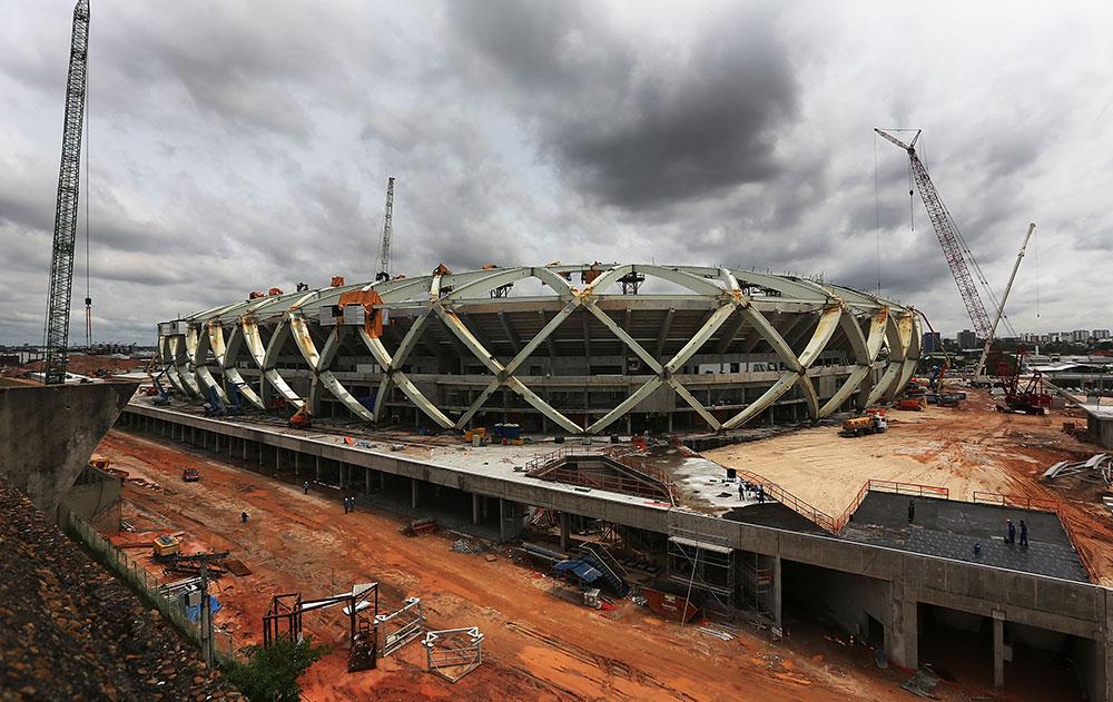 亚马逊竞技场