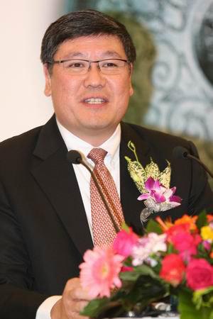 英特尔中国总裁陈伟锭