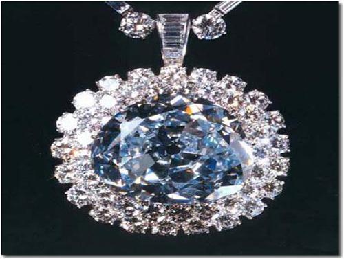 十大名贵钻石:南非蓝钻拍出950万美元(图)