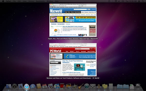 Windows 7和雪豹操作系统对比评测(组图)